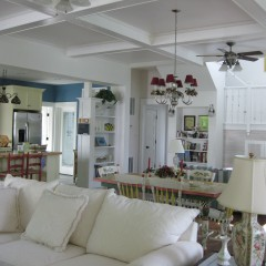 South Carolina Cottage Interior