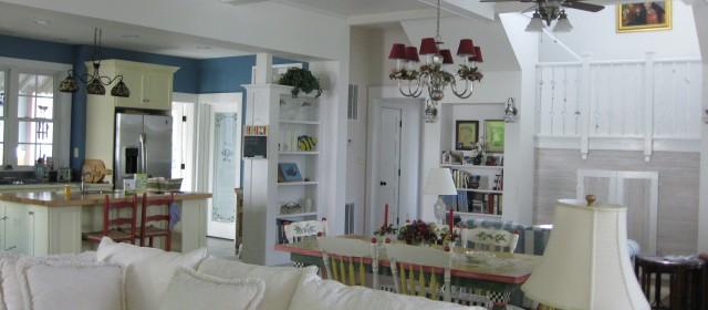 South Carolina Cottage Interior